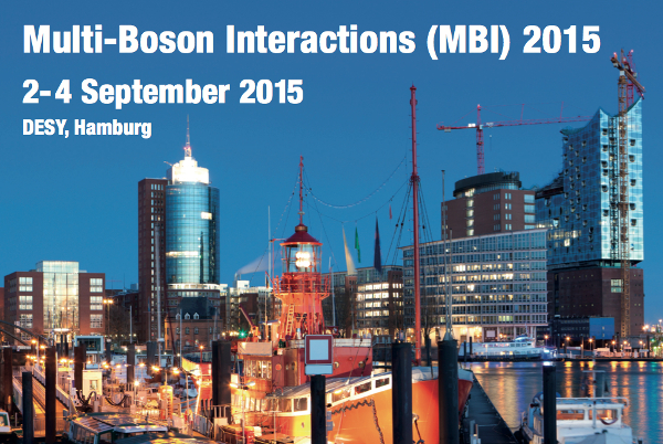 Multi-Boson Interactions 2015 (MBI 2015)
