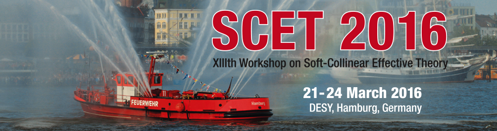SCET Workshop 2016